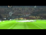 Galatasaray - Beşiktaş Müthiş Koreografi 2000 Ruhu Aslanlar uA 26-2-2012