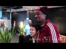 Snoop Dogg Layover Frankfurt Germany w International Fans