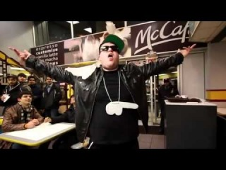The McDonald's Rap Million Dollar Menu