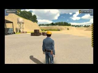 Обзор Bau-Simulator 2012 от Озона