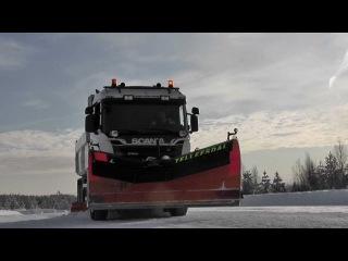Scania Winter 2012 Trysil Norway - FULL MOVIE