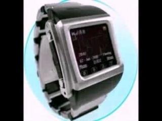 Стильные часы-мобильный телефон на каждый день
