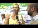 Maria Sharapova @ La Grande Sfida 2012