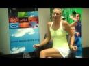 La Grande Sfida: video esclusivo di Ubaldo Scanagatta con Ana Ivanovic e Maria Sharapova