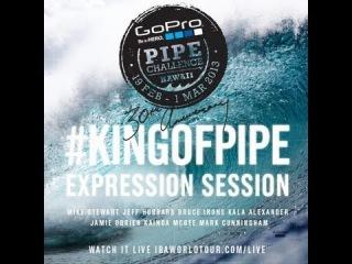 GoProClub: Surfing -2013 IBA GoPro Pipeline Challenge