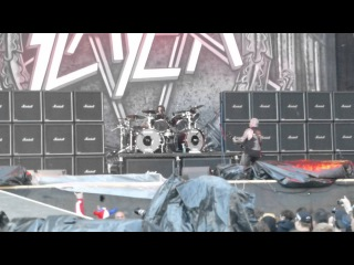 Slayer - World Painted Blood Live @ Nova Rock 2012