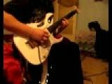 Juice (Steve Vai cover) on Ibanez Jem 7V WH