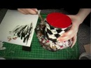 Part 2: How to make an Alice in Wonderland themed hat