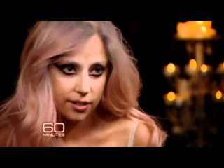 Lady Gaga on 60 minutes Preview 5 with Anderson Cooper (After to Grammys) HD
