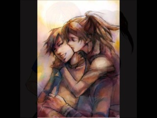 steve burnside and claire redfield