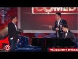 Comedy Club 2012 Сорокин , Аверин, Зураб, Демис   Gangnam Света