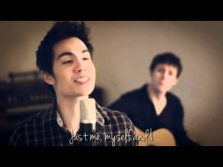 Stronger (What Doesn't Kill You) - Kelly Clarkson (ft. Sam Tsui) with lyrics