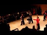 UK Open 2013 - Ferdinando and Yulia Rumba - 4th round