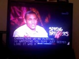 Spring Breakers interview with Matte Babel