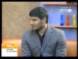 Ислам Байрамуков в телепередаче