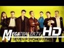 Seven Psychopaths - Official Trailer HD