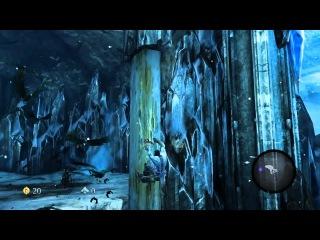 Прохождение игры Darksiders 2:#1-Ледяной гигант