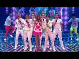 The X Factor 2009 - The Finalists Wake Me Up Before You Go Go - Live Results 7 (itv.comxfactor)