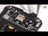 BlackBerry Bold 9900 - как разобрать телефон и из чего он состоит