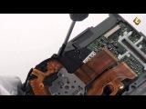 Panasonic Lumix DMC-TZ7 - как разобрать фотоаппарат и обзор