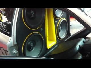 Fiat Bravo Ground Zero - My Special Car 2012
