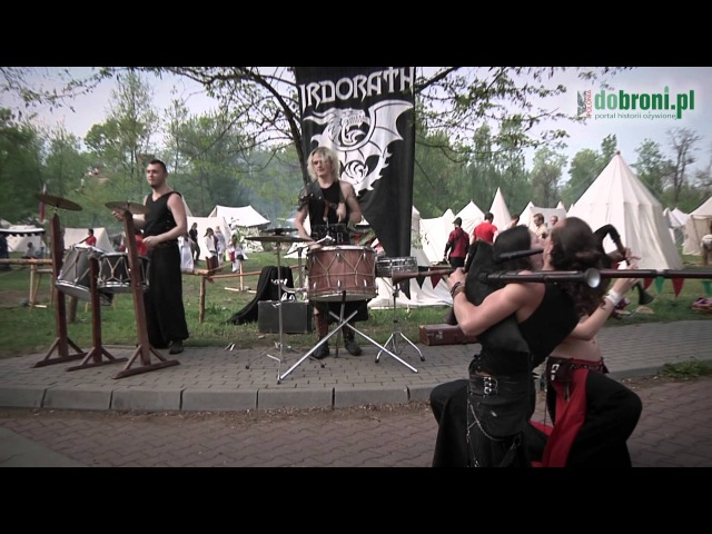 Irdorath (Grodno) Аlentrada - Platerspiel (live) Bitwa Narodów 2012