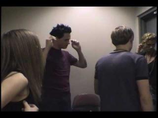 Avril Lavigne Backstage KIIS FM 2002
