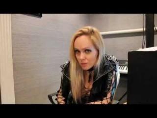 Boomstarter - SILENZIUM съемка клипа на МУРКУ в стиле Glam-Rock