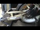 CBR400RR NC29 Wider wheel...