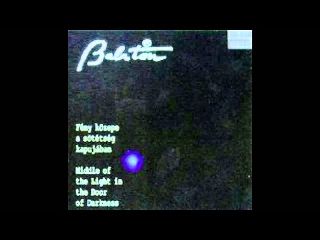 Balaton - A fény közepe a sötétség kapujában - FULL ALBUM (Bahia Records, 1996)