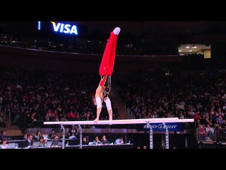 Marcel Nguyen - Parallel Bars - 2012 AT&T American Cup