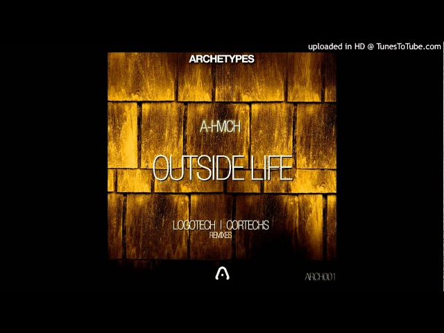 ARCH001 A-hvich - Outside Life EP with Cortechs and Logotech remixes [promo video]
