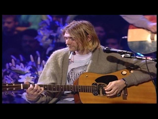 Nirvana Where did you sleep last night HD XD
