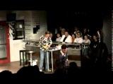 Разговоры мужчин среднего возраста 2008 3 й спектакль ч 1