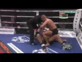 Badr Hari vs. Gokhan Saki ( It's Showtime 28 January 2012 )