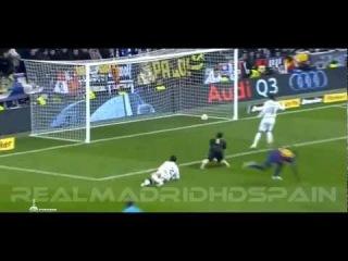 Реал Мадрид 1-2 Барселона| Copa del Rey 11/12 Обзор Матча