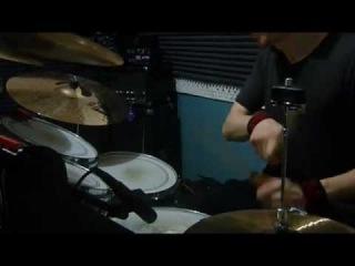 Death Grind drumming!