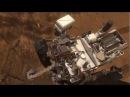 Марсоход Curiosity успешно совершил посадку на Марсе