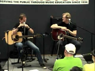 Brad Davis & John Jorgenson Takamine Guitar Workshop