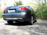 Audi S4 (B7) Neuspeed Exhaust