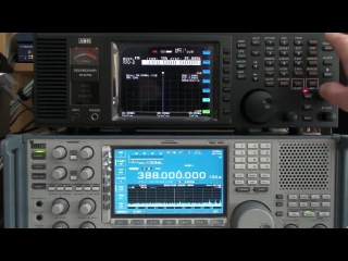 AOR AR-Alpha Review Problems & Faults #2 icom ic-r9500