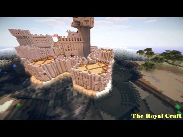 The Royal Craft RU Server объявляет набор в команду
