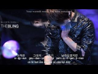 [MP3 DL] SHINee Jonghyun - One's Way Back [EngSub + VietSub]