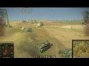 Затащили бой в 2м (т-50-2 об.212) World of tanks Wot WOT wot мир танков.