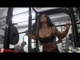 Trish Warren, Ava Cowan e Marzia Prince  -  Videos The Girls of Metroflex