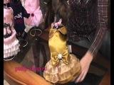 Платье для собак Dolly Бант