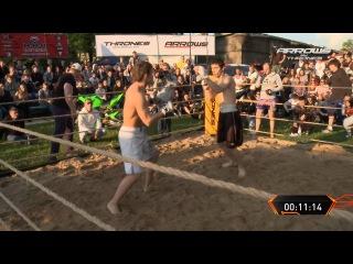 Arrows street fight 3/2 Artem Tarasov team play 2 vs 2