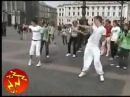 Tecktonic dance in Russia