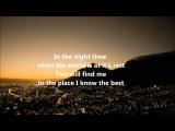 Paul &amp Fritz Kalkbrenner - Sky and Sand (Lyrics on screen)
