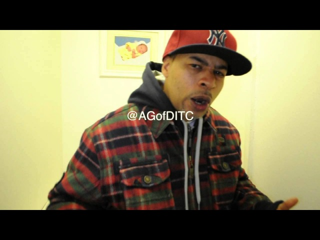 AG (DITC) FREESTYLE 50 MC'S , TONY TOUCH